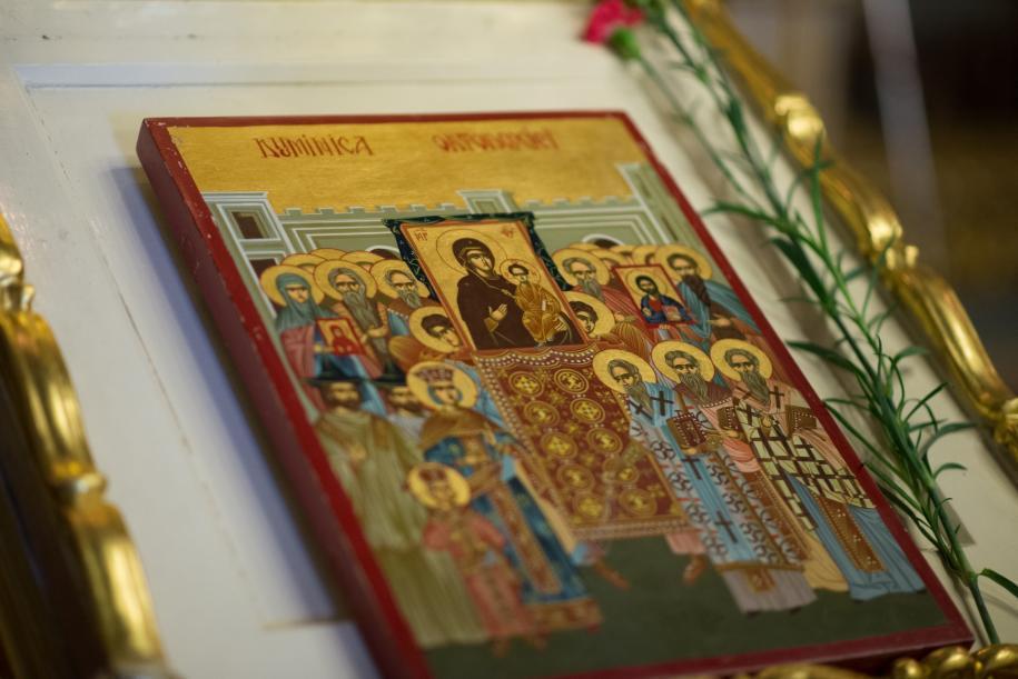 Icoană Duminica Ortodoxiei/ Foto: Tudorel Rusu